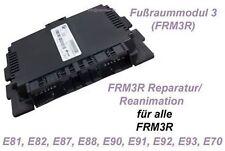 BMW Fussraummodul FRM3 FRM3R FRM 3 Reparatur E81 E82 E87 E88 E90 E91 E92 E93 E70