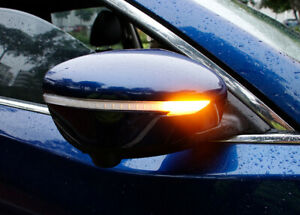 For Nissan Murano LED Dynamic Turn Signal Light Rear Mirror Indicator 2015-2019