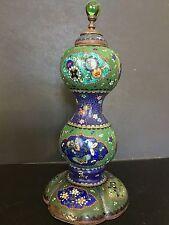 Antique Chinese Cloisonné Vase.