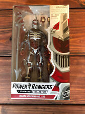 Power Rangers Lightning Collection Mighty Morphin Lord Zedd