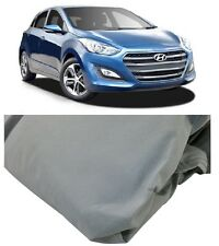 Car Cover Suit Hyundai i30 Hatchback 4.07m to 4.57m WeatherTec Weather Resistant