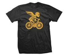 DHD Wear Velobones T-Shirt Black Small Bike