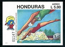 Honduras C829, Mnh, Panamerican games s/s 1991 x17204