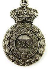 Spanish Olympic Shooting Federation Olympic Medal Olimpiad