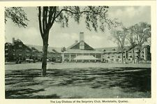 Montebello, Quebec, The Log Chateau of the Seigniory Club