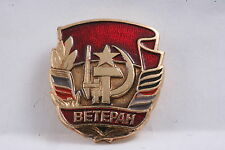 Soviet Red Army Navy Air Force Veteran VMF VVS VDV Medal Badge Pin