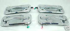 03-05 HUMMER H2 & SUT ABS CHROME FULL REPLACEMENT DOOR BUCKETS W/ HANDLES