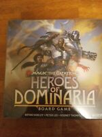 Magic the Gathering: Heroes of Dominaria Board Game NIB