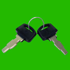 2 Ignition Switch Keys for 6 Wire On Off Gas Generator Pressure Washer Module