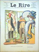 Le RIRE N°393 - du 17 Mai 1902 (avec supplément) M. Paul DOUMER