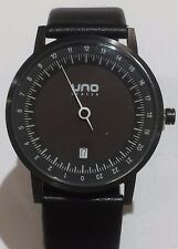 New Uno Italia UNO24 Swiss Collection Single Hand Watch G3746-24KKR RRP $950