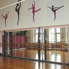 Acrylic Safety Perspex Mirror for Gym Dance Studio 600 X 1200mm 3mm Thick
