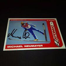 Michael Neumayer firmado 10x15 autografiada tarjeta!