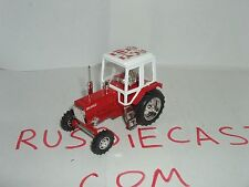 """MTZ-82 """"One More"""" Special Edition Russian tractor """"Belarus"""" 1/43 scale model."""