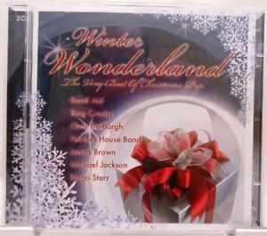 Winter Wonderland + 2 CD + Weihnachten + The Very Best of Christmas Pop + Rock +