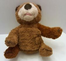 Brown Bear What Do You See? Stuffed Plush Storybook Eric Carle Toddler Book (P7)