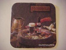 Beer Bar Coaster <> Roman Bier ~ Oudenaarde, Oost-Vlaanderen, Belgium Since 1544