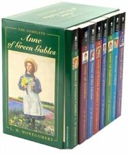 The Complete Anne of Green Gables 8-Book Set: L.M. Montgomery - Paperback