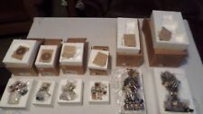 BOYDS BEARS CARVERS CHOICE LOT #14 NIB SET 6 OF  DIFFERENT ITEMS
