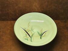 """FANCREST-WARES Susuki Salad Bowl ~ Bamboo Design 12 5/8"""" Japan ~  FREE SHIPPING"""