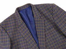 G6241 HENNES&MAURITZ BLAZER ORIGINAL PREMIUM MADE IN UK WOOL VINTAGE size 48-50