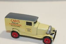 Very Nice Tootsietoy 1920's Cain'S Mayonnaise Delivery Truck by Accucast