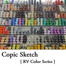 NEW Too Copic Sketch Marker Pen [ RV Color Series ] Free S/H Japan Red Violet