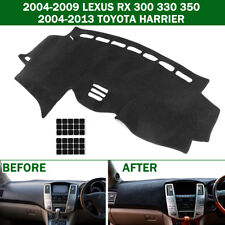 AU Dashboard Cover Dashmat Dash Mat Pad For Lexus RX RX300 RX330 RX350 2004-2009