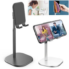 Adjustable Desktop Stand Desk Holder Mount Cradle for Cell Phone Tablet Switch