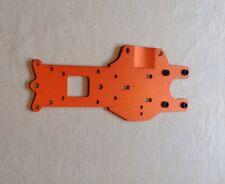 TELAIO POSTERIORE IN LEGA IN (Arancione) Per HPI BAJA 5B, 5 T, 5SC,, KM ROVAN