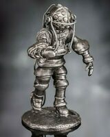 Atmospheric diving suit Toy Soldiers Miniature Metal Figures 54mm 1/32 scale