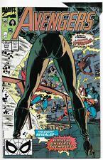 Avengers #315 Marvel Comics 1990 Vg