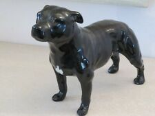 *BEAUTIFUL RARE* ROYAL DOULTON BULL TERRIER DOG FIGURE *EXCELLENT*