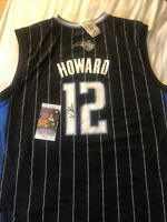 Dwight Howard Autographed/Signed Jersey Orlando Magic Jsa Certified