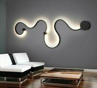 Home Wall Lamps Indoor Light Fixtures Led Bulbs Elegant Modern Design Room Decor