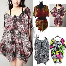 Polyester Hand-wash Only Floral Plus Size Tops & Blouses for Women