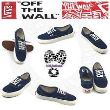 VANS Authentic Vintage Dark Denim/Mars M10