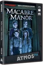 Macabre Manor ~ AtmosFX DVD Halloween Special FX Projector Window Projection