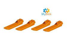 Lego Brick Separator Human Tool Orange Colour Style Part 96874