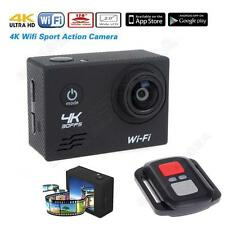 Full HD 4K SJ8000 170 Degree 16MP WiFi Sports Action Camera+2.4G Remote Control