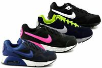 Nike Air Max IVO Boys Girls Kids Lace Up Running Walking Trainers Shoes Size