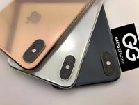 Apple iPhone XS Max | AT&T - T-Mobile - Verizon Unlocked | 64GB - 256GB - 512GB