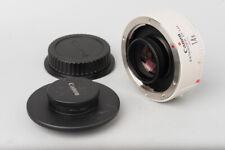 Canon EF 1.4X Extender Auto Focus Teleconverter, For Canon EF Mount