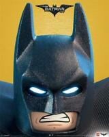 LEGO BATMAN MOVIE ALWAYS BET ON BLACK POSTER 24x36-2959