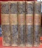 Lord Byron´s sämmtliche Werke in 10 Bänden 1839