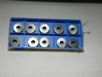 Valenite Indexable Carbide Milling Inserts RNEA120400 RNEA43 Grade UK20 Qty 10