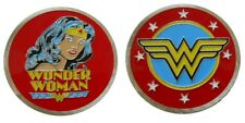 WONDER WOMAN FUN COLLECTIBLE CHALLENGE COIN SUPER HERO COINS NEW