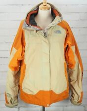North Face Womens Triclimate 3 in 1 Winter Ski Jacket Zip out Liner Nylon Shell