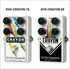 EHX Electro Harmonix Crayon Overdrive Pédale d'Effets Guitare-Choix De Design