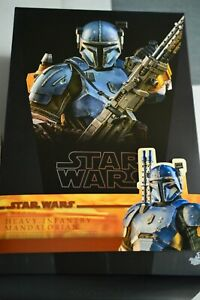 Hot Toys Star Wars Heavy Infantry Mandalorian TMS010